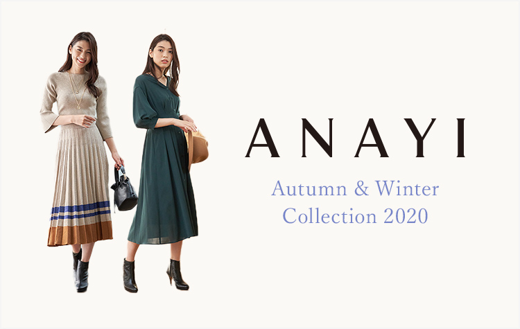 ANAYI Autumn & Winter Collection 2020