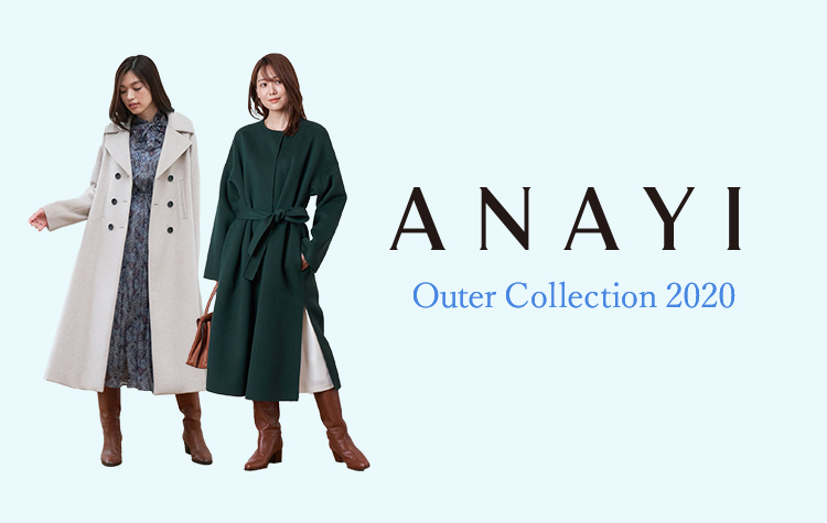 ANAYI Outer Collection 2020