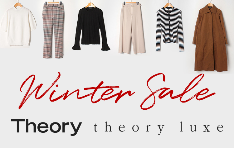 Theory,theory luxe