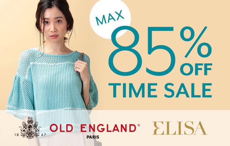 MAX85%OFF OEエリザ