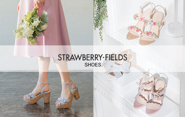 STRAWBERRY-FIELDS(SHOES)